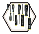 Screwdriver Set - Hex Drive - Standard - Ball End - SAE - 8pc / 10633