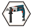 "Hammer Drill (Kit) 2-Speed - 1/2"" - 9.2 A / HD21-2"