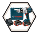 "Hammer Drill/Driver (Kit) - 1/2"" - 18V Li-Ion / HDH181-01 *BRUTE TOUGH"