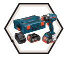 "Impact Driver EC Brushless - 1/4"" Hex - 18V Li-Ion / IDH182 Series"
