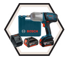 "High Torque Impact Wrench - 1/2"" Square Drive - 18V Li-Ion / IWHT180 Series"