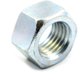 Hex Nut - ISO - 8.8 Steel / ZINC *METRIC (Packaged)