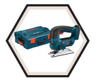 Jig Saw (Kit) - Top-Handle - 18V Li-Ion / JSH180BL