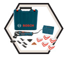 Oscillating Tool (Kit) Multi-X - 3.0 A / MX30EK-33