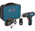 "Hammer Drill/Driver (Kit) - 3/8"" - 12V Max Li-Ion / PS130-2A"