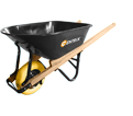 Wheelbarrow - Steel - 6 cu. ft. / 70150