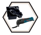 Oscillating Leader (Tool Only) Multi-X™ - 12V Max Li-Ion / PS50BN