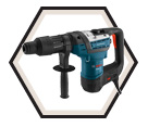 "Combination Hammer (Kit) - 15.2 lbs - 1-9/16"" SDS-MAX® - 12.0 amps / RH540M"