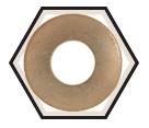 Flat Washers - Silicon Bronze