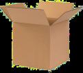 Cardboard Box - Single Wall - Kraft / BOX Series