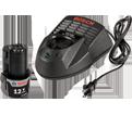 Battery Starter Kit - 12V Max Li-Ion / SKC120-102