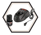 Battery & Charger Starter (Kit) - 12V Max Li-Ion / SKC120-102