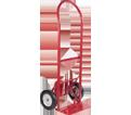 Breaker Hammer Hauler - Red - Metal / T1657 *BRUTE