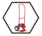 Breaker Hammer Hauler - Red - Metal / T1657 *BRUTE