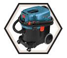 Dust Extractor - 9ga. / VAC090S