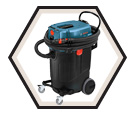 Dust Collector / Vacuum (Kit) - 14 gal. - 9.5 amps / VAC140S