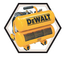 Hand Carry Air Compressor - 1.1 HP - 4 gal / D55151