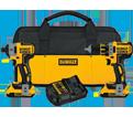 2 Tool Combo Kit Brushless XR™ - 20V Max Li-Ion / DCK281D2