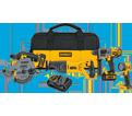 4 Tool Combo Kit - 20V Max Li-Ion / DCK491L2