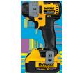 """Impact Driver (Kit) Brushless XRP™ - 1/4"""" Hex - 20V Max Li-Ion / DCF895M2"""