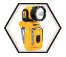 LED Worklight - 12V Max Li-Ion / DCL510