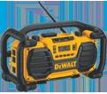 Worksite Charger & Radio - 7.2V/18V Max Li-Ion / DC012