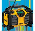 Worksite Charger & Radio - 12V/20V Max Li-Ion / DCR015