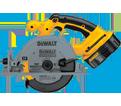 """Circular Saw - 6-1/2"""" - 18V Li-Ion / DC390 Series"""