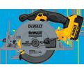 """Circular Saw - 6-1/2"""" (165mm) - 20V Max Li-Ion / DCS391 Series"""
