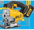 Jig Saw (Kit) MAX™ - Top-Handle - 18V Li-Ion / DCS331 Series