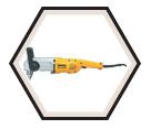 """Stud & Joist Drill (Kit) - 1/2"""" - 11.5 A / DW124K"""