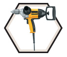 "Spade Handle Drill - 1/2"" - 9.0 amp / DW130V"