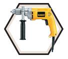 """Drill (Kit) - 1/2"""" - 7.8 A / DW235G"""