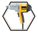 """Impact Wrench (Kit) - 1/2"""" - 7.5 A / DW292"""