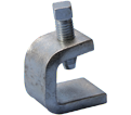 "Internal Strut Beam Clamp - 1/2"" - Steel / BC180037EG *ELECTROGALVANIZED"