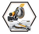 "Double Bevel Compound Miter Saw - 12"" - 15.0 A / DW716"