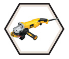 """Angle Grinder - 5"""" & 6"""" dia. - 13.0 amps / D28065 Series"""