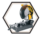 "Multi Metal Cutter Saw - 14"" dia. - 15 amps / DW872"