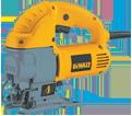 Jig Saw (Kit) - Top-Handle - 5.5 A / DW317K