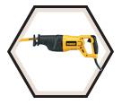 Reciprocating Saw (Kit) - 13.0 A / DW311K