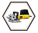Plate Joiner (Kit) - 6.5 A / DW682K