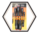 Screwdriver Set - Hex Drive - Standard - Ball End - Metric - 9pc / 10699