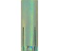 Drop-In Anchor - METRIC - Zinc Plated / IPA