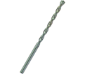 "Hammer Drill Bits - 1/4"" Straight Shank - Steel / JOD"