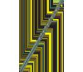 "Hammer Drill Bits - 3/16"" Straight Shank - Steel / JOD"