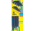 Hex Key Set - L-Wrench - Ball End - SAE - 12 pc / 10936 *BALLDRIVER