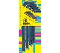 Hex Key Set - L-Wrench - Ball End - SAE - 13 pc / 10937 *BALLDRIVER