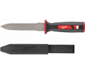 Duct Knife - Double Edge - Stainless Steel / 48-22-1920