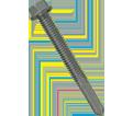 Hex Washer Head 12-24 Self-Drilling TEK Screws / RUSPRO® Coated (BULK)