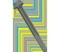 Hex Washer Head 1/4-28 Self-Drilling TEK Screws / RUSPRO® Coated (BULK)